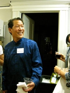 "Steve ""Spike"" Wong, Editor-in-Chief, stoked to the max!"